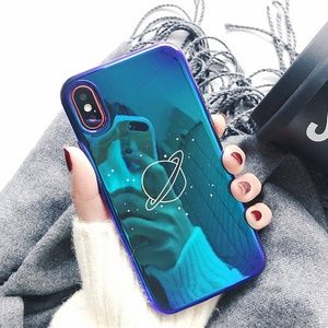 Other - NEW iPhone Max/XR/X/XS/7/8/Plus Glossy Planet case